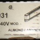 Dimplex Linear Convector Heater - Almond #LC301031