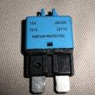 Bussman 15A Manual Reset ATC Circuit Breaker #22715