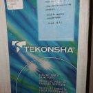 Tekonsha Electric Trailer Brake Shoe & Lining Kit #5000-HA
