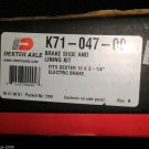 Dexter Axle Electric Trailer Brake Shoe & Lining Kit 10 x 2 1/4 #K71-047-00