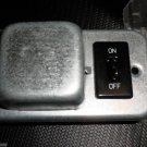 NMC Handy Box with Fuse Holder & On/ Off Switch #F2-H