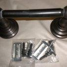 Harney Hardware Savannah US10B Oil Rubbed Bronze Toilet Paper Holder #1610603