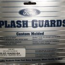 Ford 2008 Escape / Marnier Rear Custom Molded Splash Guard 1 Set #8L8Z-16A550-BA