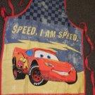 "Disney Pixar Cars ""Speed. I Am Speed"" Apron #18389"