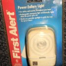 First Alert Power Failure Light Model #EMNL2-1