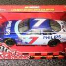 Racing Champions Nascar 1:24 Scale Phillips World Com Die Cast Stock Car Replica