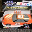 Nascar PEZ Racing Candy Dispenser Pull & Go Action Home Depot #20