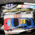 Nascar PEZ Racing Candy Dispenser Pull & Go Action Dupont #24