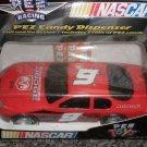 Nascar PEZ Racing Candy Dispenser Pull & Go Action Dodge #9