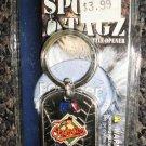 Forever Sports Tagz Key Chain / Bottle Opener MLB Baltimore Orioles
