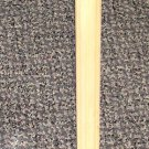 "Unfinished Wood 1-3/4"" x 34"" Spindle With Pin"