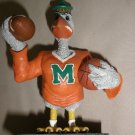 Miami Hurricanes Mascot Figurine