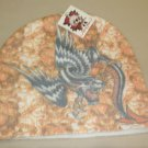 Tattoo Wear By Kenny Hwang Flying Dragon Skully Knit Cap OSFM