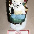 CGI Coca Cola Polar Bear Cubs Bearing Gifts Of Love & Friendship #H72961/C26239
