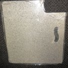 "RV Beige Speckled Corian Sink Cover Size: 15 7/8"" Wide X 17 3/4"" Long X 3/8"" Thi"