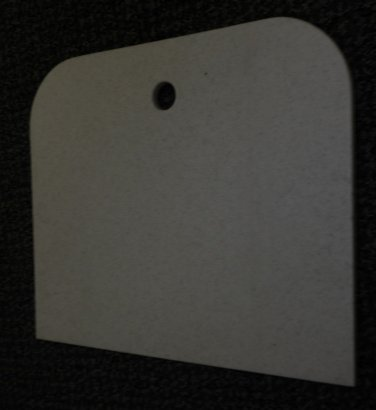 "RV Aurora Speckled Corian Sink Cover Hole C.S. Size: 11 3/4"" X 13 11/16"" X 3/8"""