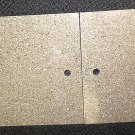 "RV Oat Corian Sink Cover Set Size: 26 1/2"" Wide X 16 5/8"" Long X 3/8"" Thick"