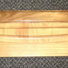 "Solid Wood Raised Panel Cabinet Door Size: 7 3/4"" X 25 3/5"" X 3/4"""
