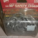"""Valley Industries 32"""" Safety Chain Class II Gross Loads 3,500 Lbs. #5261"""