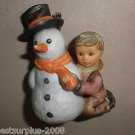Goebel Berta Hummel My First Snowman Ornament #935121