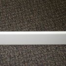 """Newell White Curtain/Valance Pocket Rod 2.5"""" 28""""-49"""" Projects W/ Brackets #A5645"""