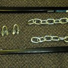 Reese Spring Bar Set #66083 For 800 Lb Strait Line Weight Distribution Hitch