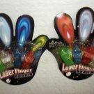 Fling Toys Laser Finger Beams 8 Pieces #ZD135 / #NV-1262PK1144288