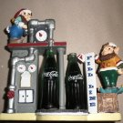 "CGI Coca Cola North Pole Bottling Works ""Quality Control"" #71005"