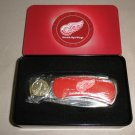 Detroit Red Wings Limited Edition Knife In Tin #PK217RW/T