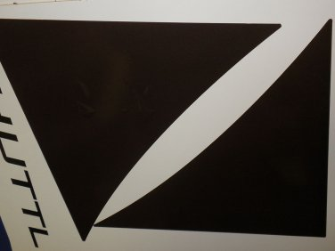 "RV Decal ""Landmark 14DC 18"" Brown 1 Set Size: 16 5/8"" X 17 5/8"" #146496"