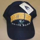 Drew Pearson Co. Notre Dame Fighting Irish Baseball Cap Navy OSFM #719719018489