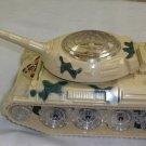 Le Ye Super Flash Tank Battery Operated Combat Tank #LX-132