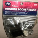 Valley Pick Up Truck Anchor Pocket Stake #5321