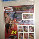 Merrick Mint Co. Jeff Gordon Collectible Racing Stickers  1 Pack #749002990062