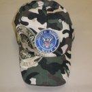 Camouflage United Staes NAVY Baseball Cap OSFM