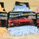 Microfibre Clean & Polish Mitt  #70658 UPC: 756545706586