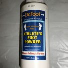 Dr. Foot Athlete's Foot Powder 3 Oz.