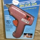 Electric Micro Low Temp Mini Glue Gun With 3 Glue Sticks #LT-301