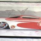 """Cool Tin Art Metal Car Sign Size: 16 1/2"""" Wide X 11"""" Long #CTAMC11"""