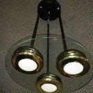Gala Euro Ceiling Light Fixture #7704 / 3LT