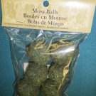 "Panacea 2"" Moss Balls  6 Packs / 6 Pcs.=36 Pieces Total #22240 UPC:093432222406"