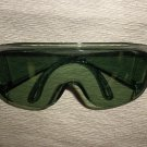 Safety Supply America Green Safety Protective Eyewear #11180955