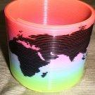 CE Plastic Rainbow Magic Spring Slinky #CS-C0180 / #FD-85