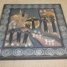 """TSD Angel / Birds 8"""" X 8"""" Resin Picture / Tabletop Trivet #052758855869"""