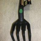 IIT Black / Green Nylon Garden Hand Tool - Claw  #30002CT