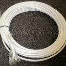 Fuquay Corp White Preterm 60' Siamese RG6 / Cat5e Composite Cable #P60MM /#60772