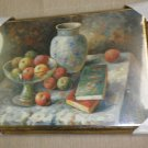 "TSD Fruit Bowl 12"" X 9"" Wood Wall Picture / Plaque #052758858297"