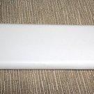 Huafeng Lock Products Co. Swing-Hinged Trailer Door Bar White Plastic Hand Grip