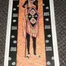 """TSD Global Chic I  8"""" X 20"""" Wood Wall Picture / Plaque #052758853803"""