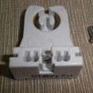 Leviton 13353N Med-Bipin / 13053UN Fluorescent Lamp Holder Pedestal Base 1 Piece